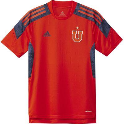 Camiseta De Fútbol Hombre Adidas 21 Universidad De Chile Training Jersey Youth