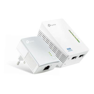Router Tplink Tl-wpa4220 Kit