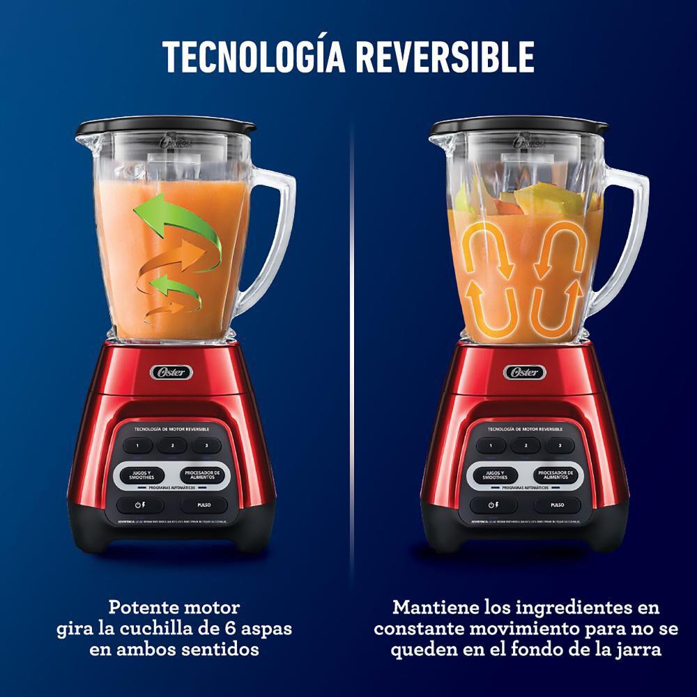 @Licuadora Reversible Roja image number 2.0