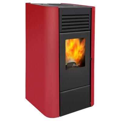 Calefactor A Pellet Amesti Milano
