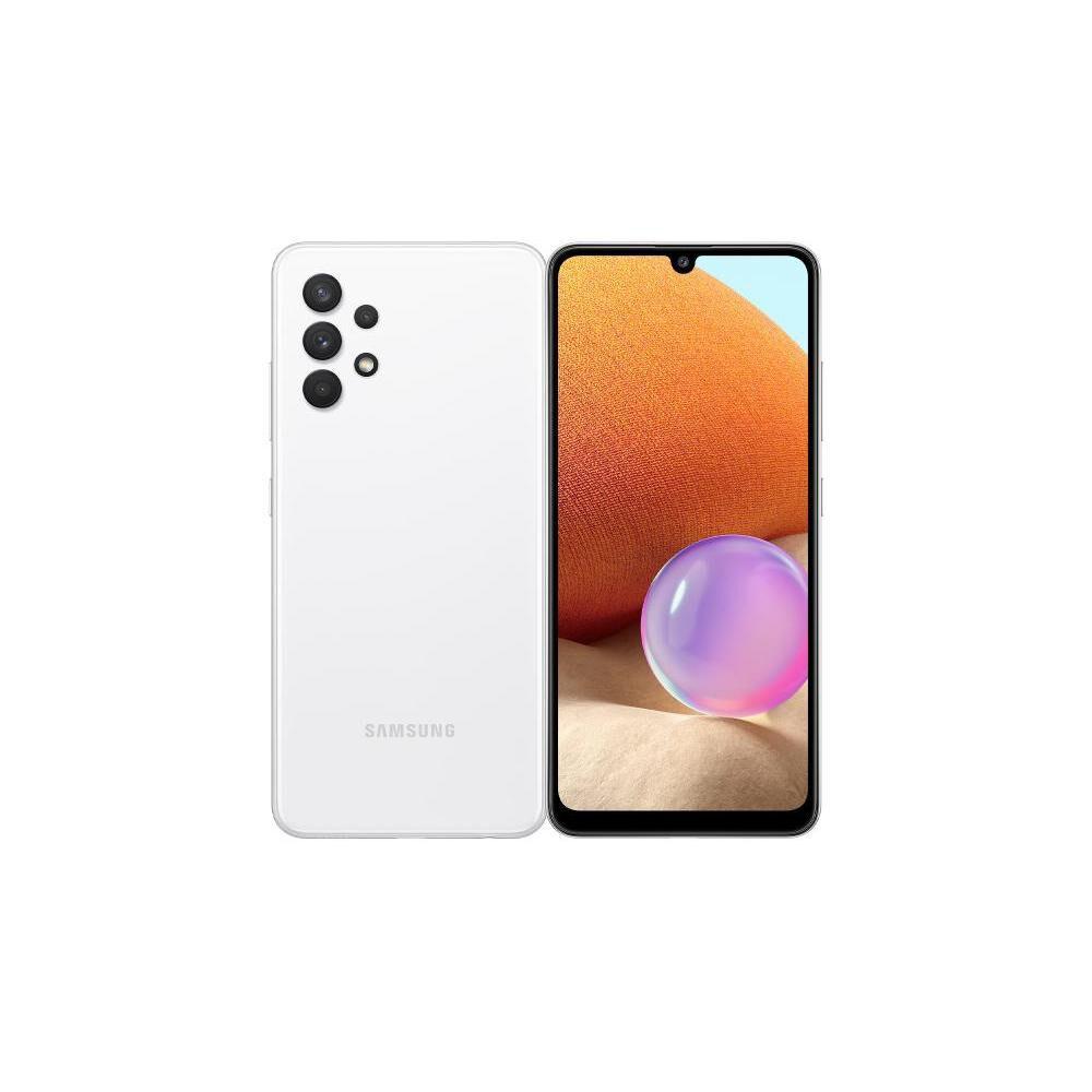 Smartphone Samsung A32 Blanco / 128 Gb image number 0.0