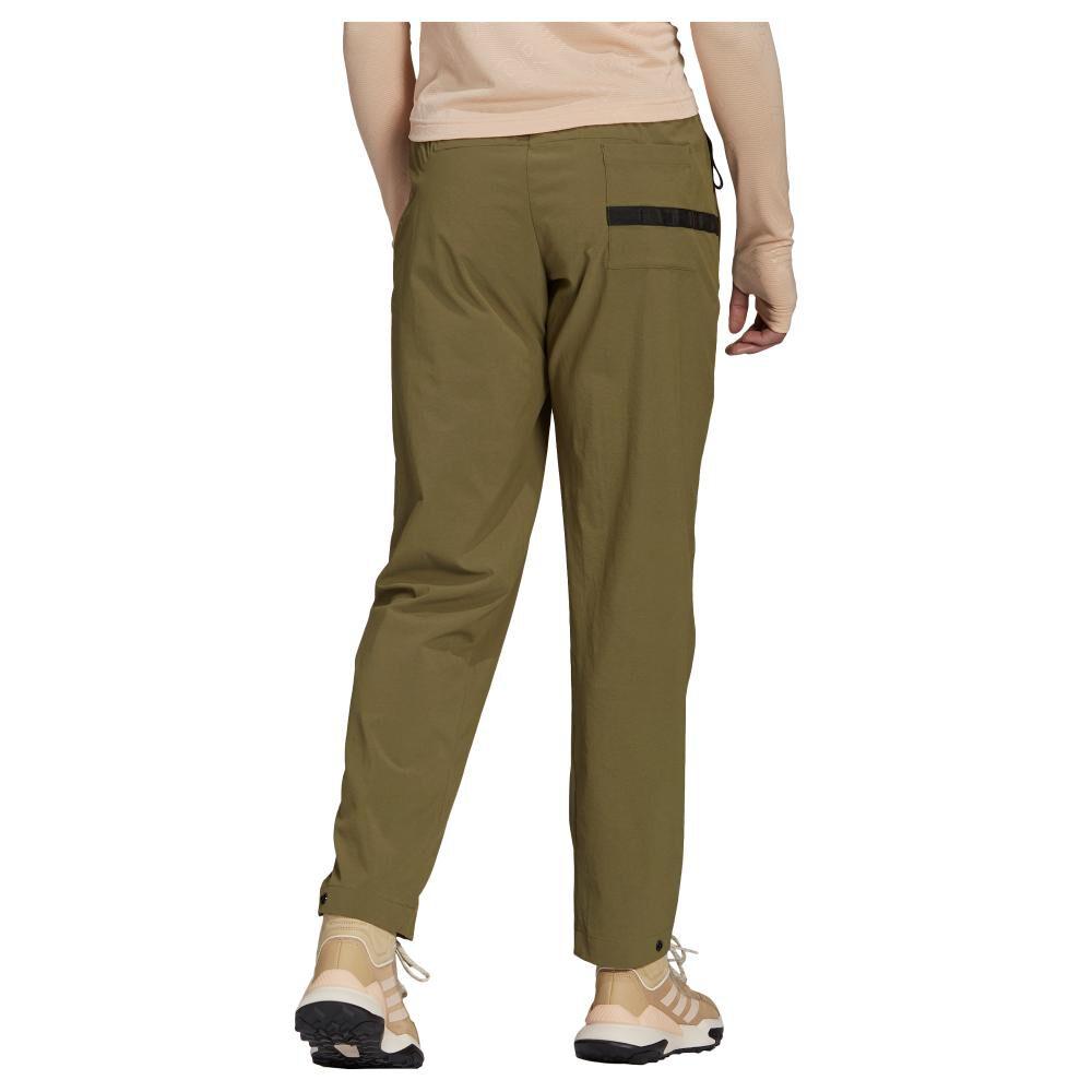 Pantalón De Buzo Mujer Adidas Terrex Liteflex Hiking image number 1.0