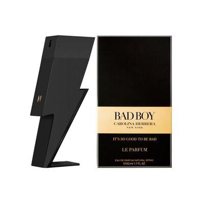 Perfume Bad Boy Carolina Herrera / 50 Ml / Eau De Parfum