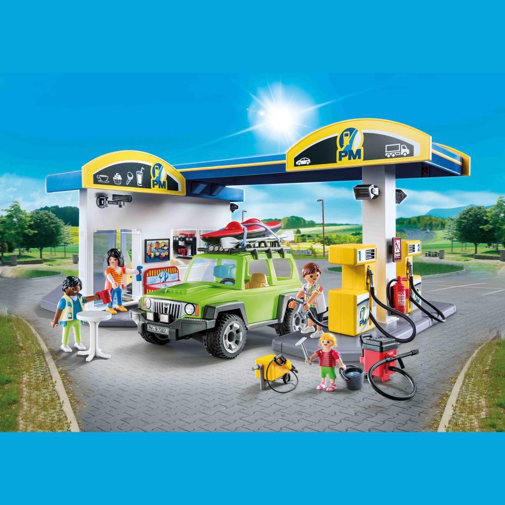 Playmobil Gasolinera image number 2.0