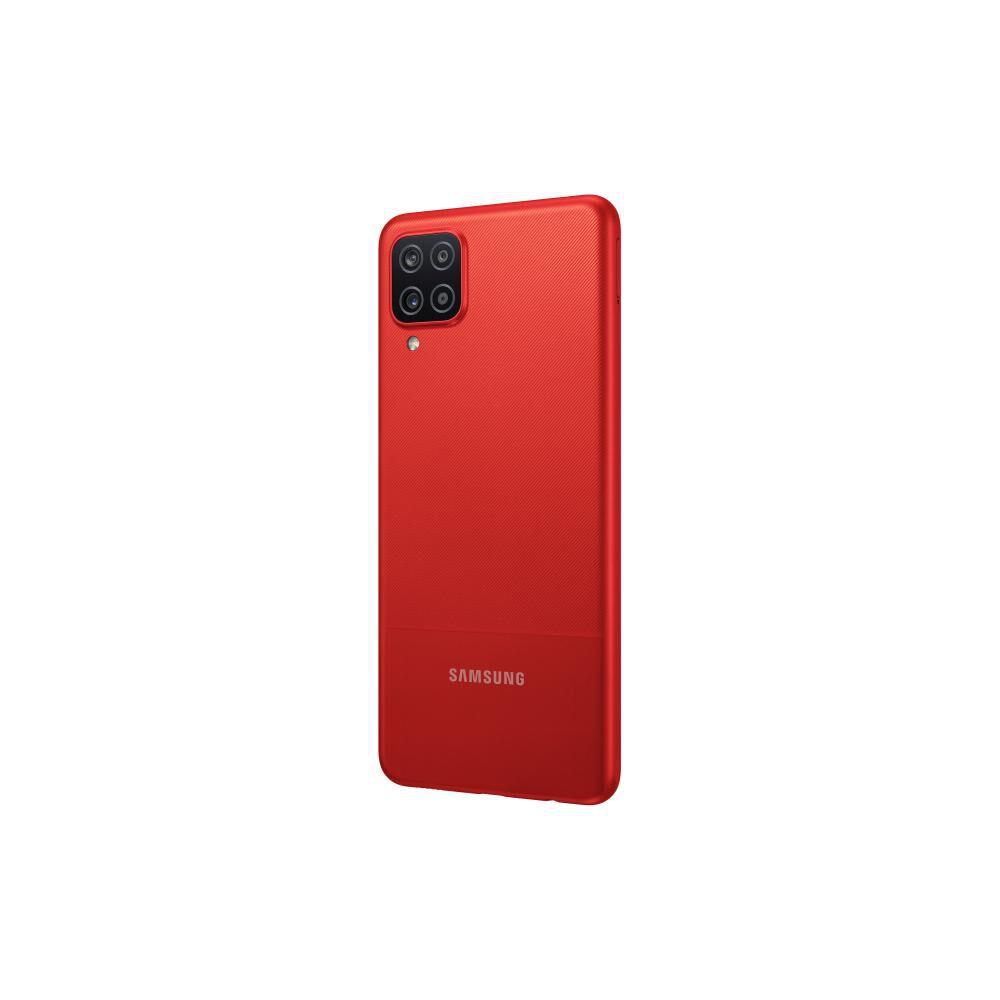 Smartphone Samsung Galaxy A12 Rojo / 128 Gb / Liberado image number 4.0