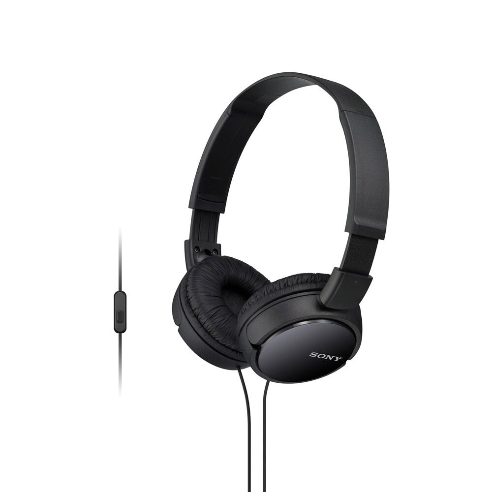 Audifonos Sony Mdr-Zx110Ap Negro image number 1.0