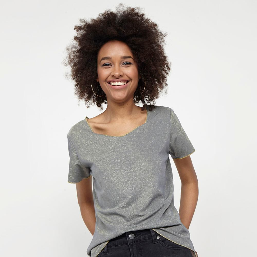 Polera  Mujer Rolly Go image number 0.0