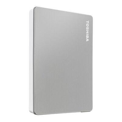 Disco Duro Portátil Toshiba Canvio Flex / 2 Tb + Cables