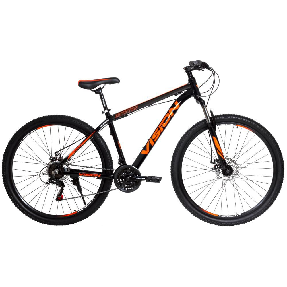 Bicicleta Mountain Bike Vision Krypton 29 / Aro 29 image number 0.0