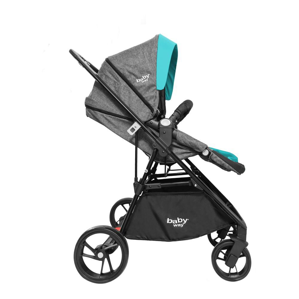 Coche Baby Way Bw-412t21-1 image number 4.0