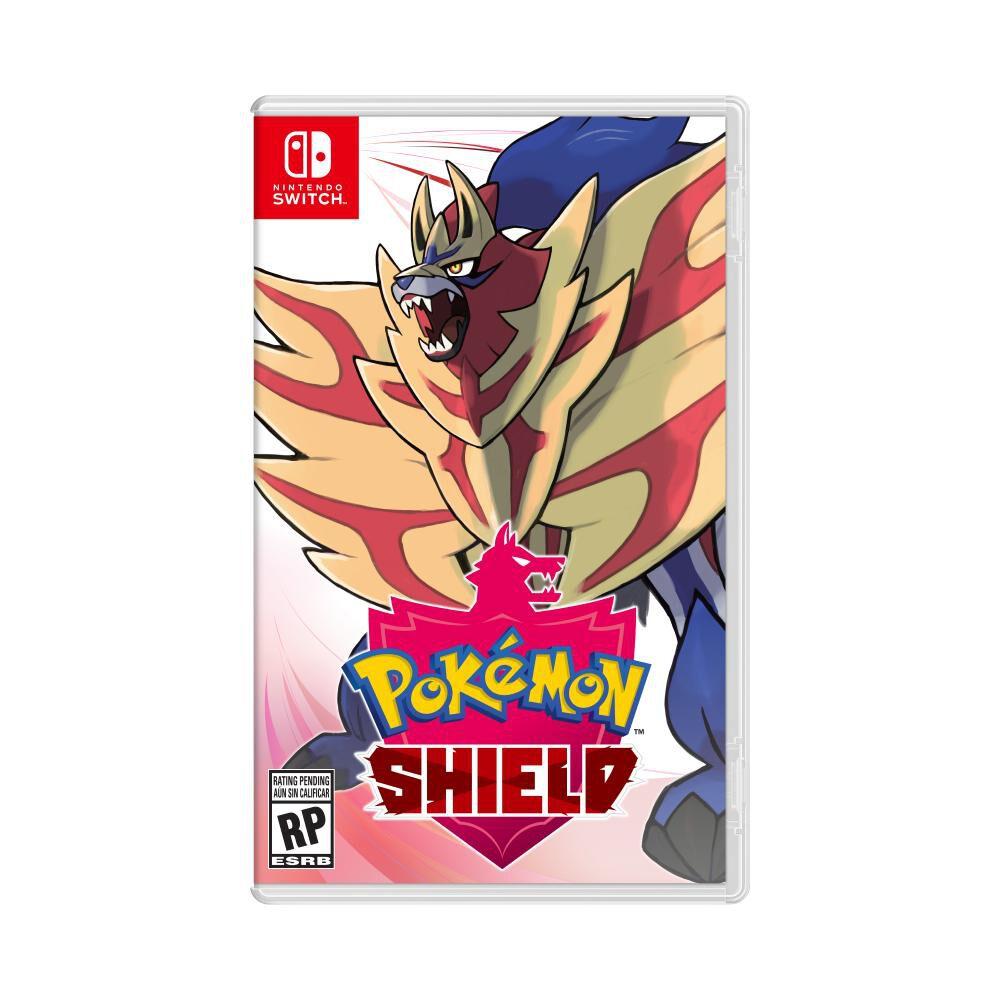 Juego Nsw Pokemon Shield image number 0.0