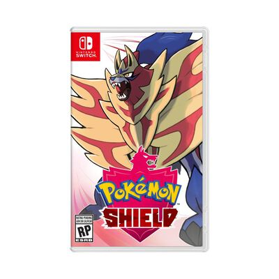 Juego Nsw Pokemon Shield