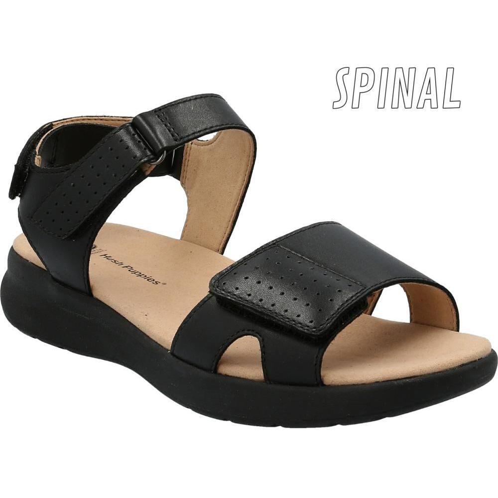 Sandalia Mujer Hush Puppies Spinal Qtr Hp-111 image number 0.0