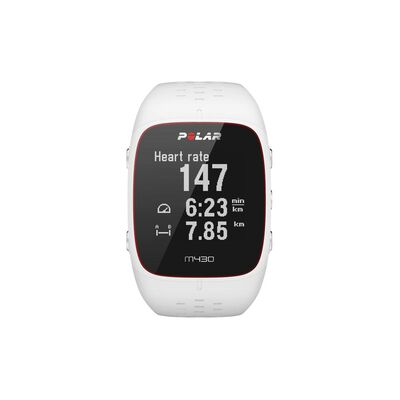 Smartwatch Polar M430  Blanco
