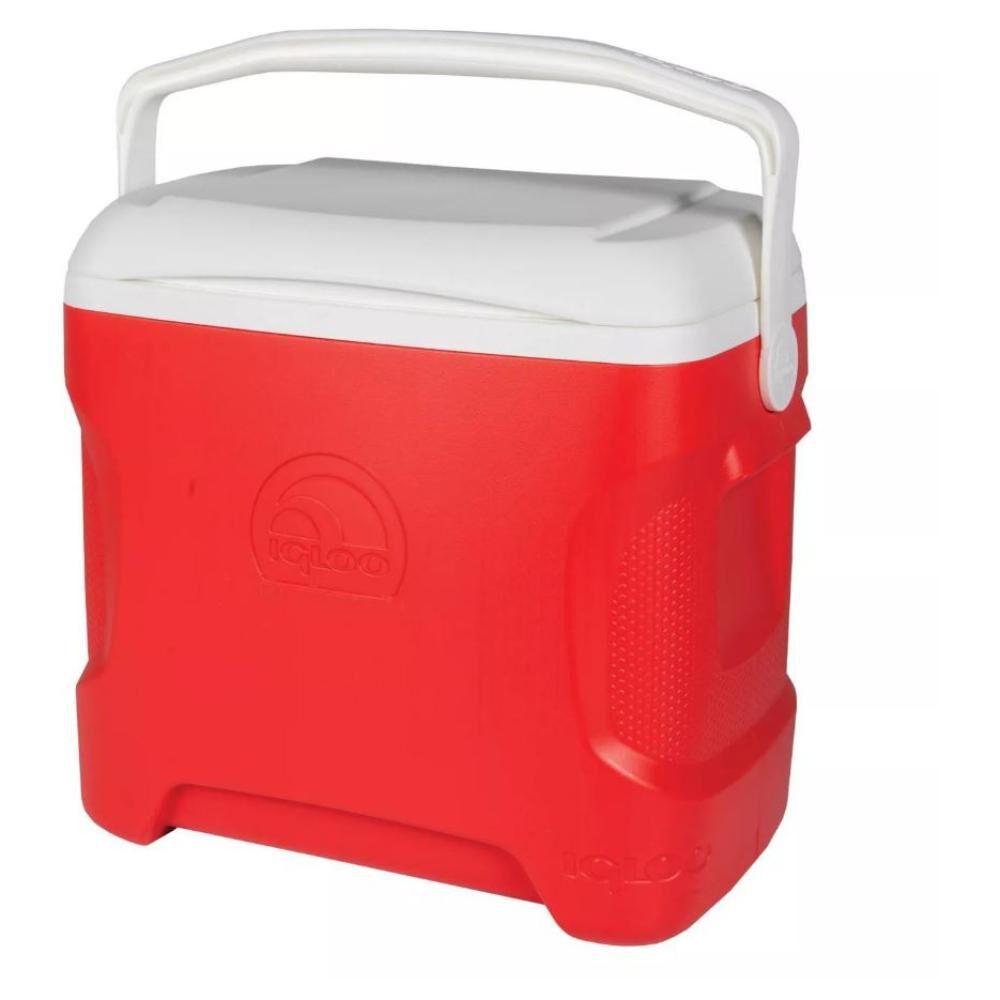 Cooler Igloo Contour 28Lt Rojo image number 1.0