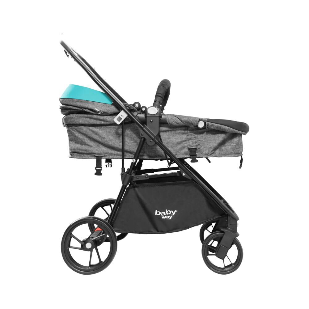 Coche Baby Way Bw-412t21-1 image number 5.0