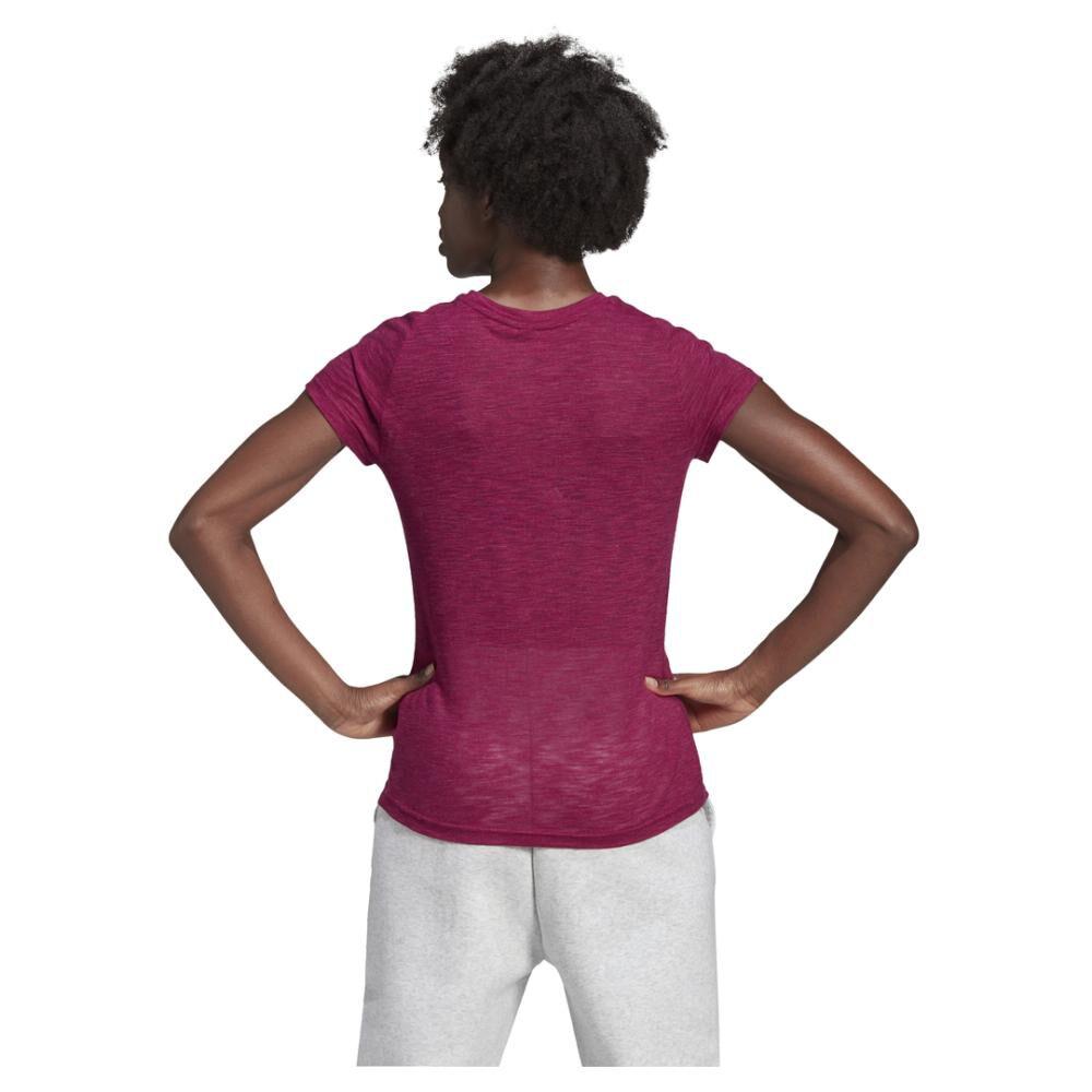 Polera Mujer Adidas W Winners Short-sleeve Crew Tee image number 7.0