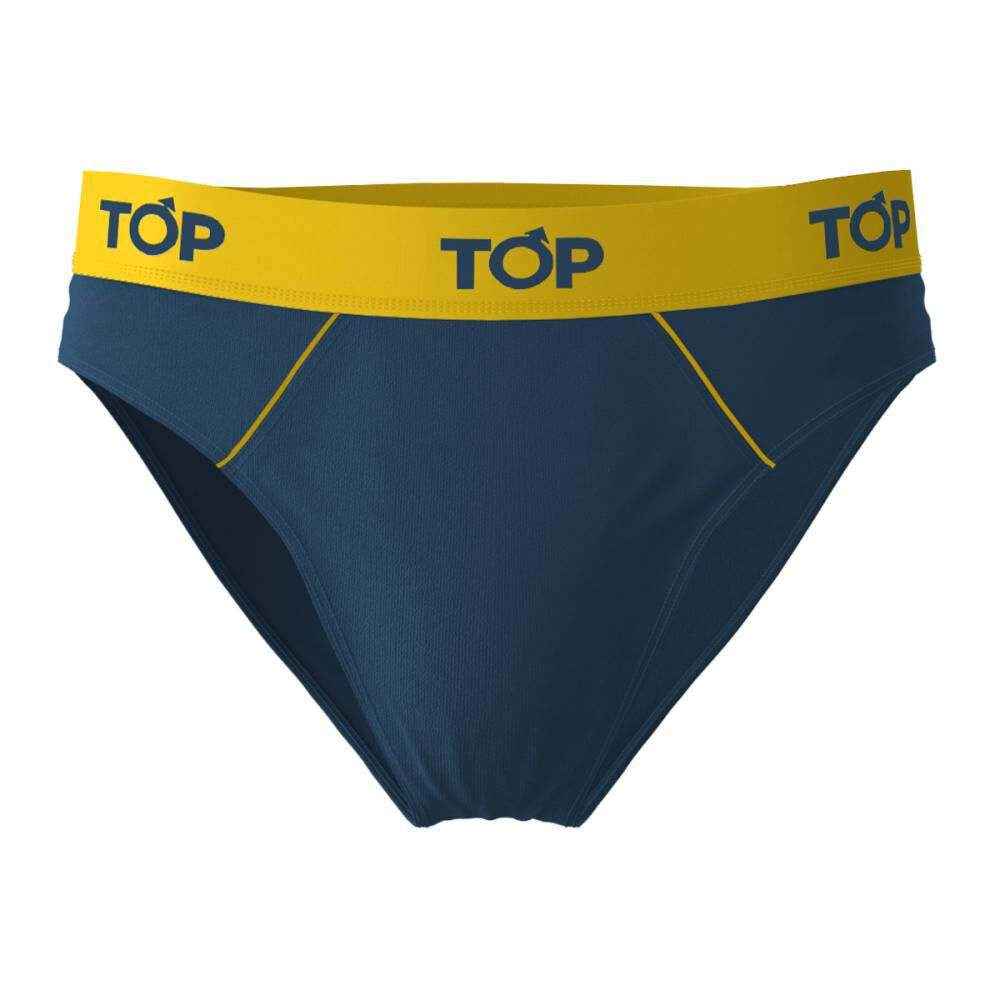 Pack Slips Hombre Top / 5 Unidades image number 3.0