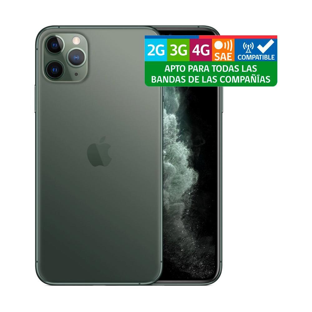 Smartphone Apple Iphone 11 Pro Reacondicionado Verde / 256 Gb / Liberado image number 2.0