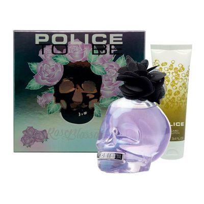 Estuche Rose Blossom Police / 75 Ml / Edp + Body Lotion