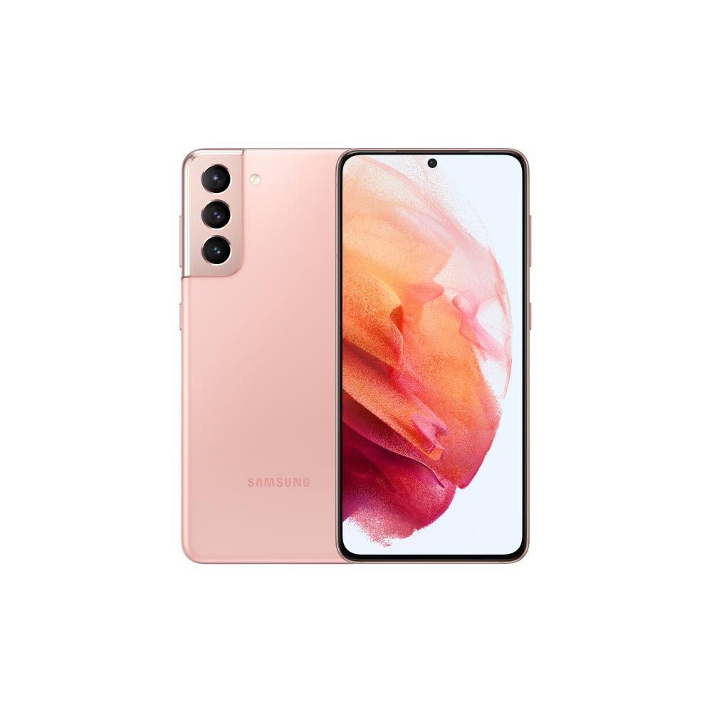 Smartphone Samsung S21 Phantom Pink / 128 Gb / Liberado image number 0.0