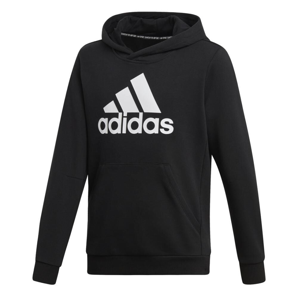 Sudadera Con Capucha Hombre Adidas Must Haves Badge Of Sport image number 2.0