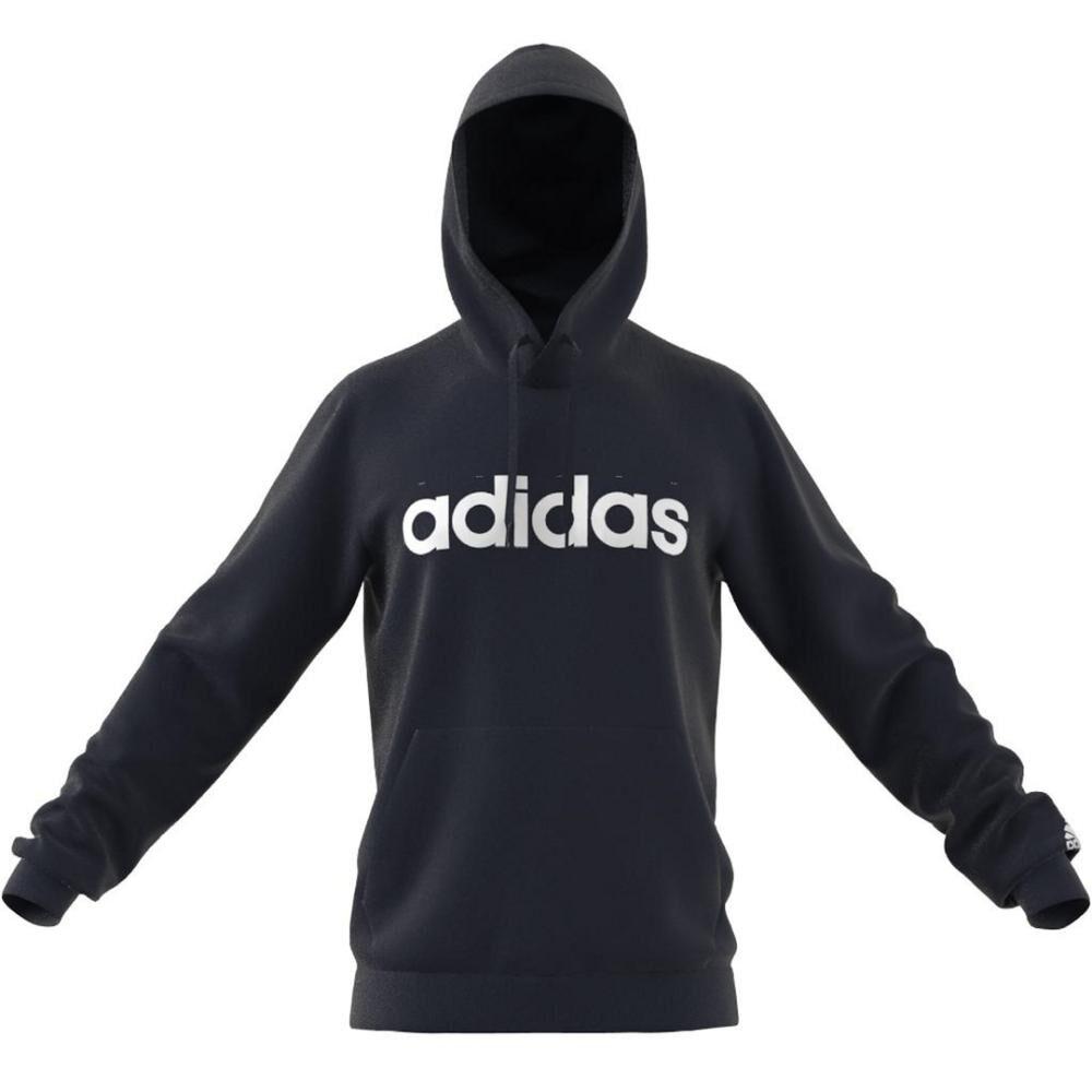 Polerón Deportivo Hombre Adidas Essentials Hoodie image number 8.0