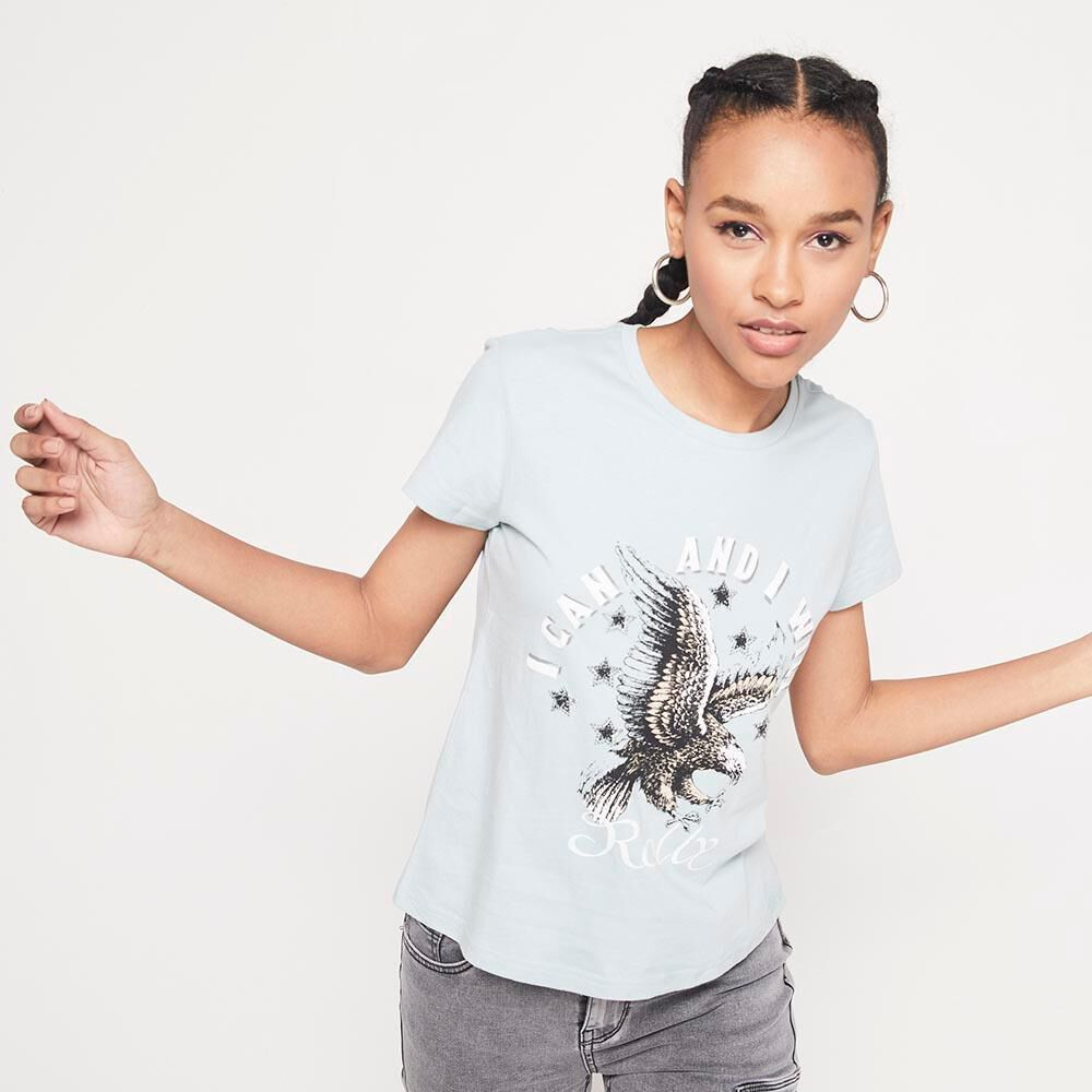 Polera   Mujer Rolly Go image number 4.0