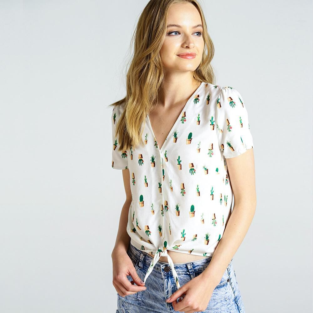 Blusa  Mujer Freedom image number 0.0