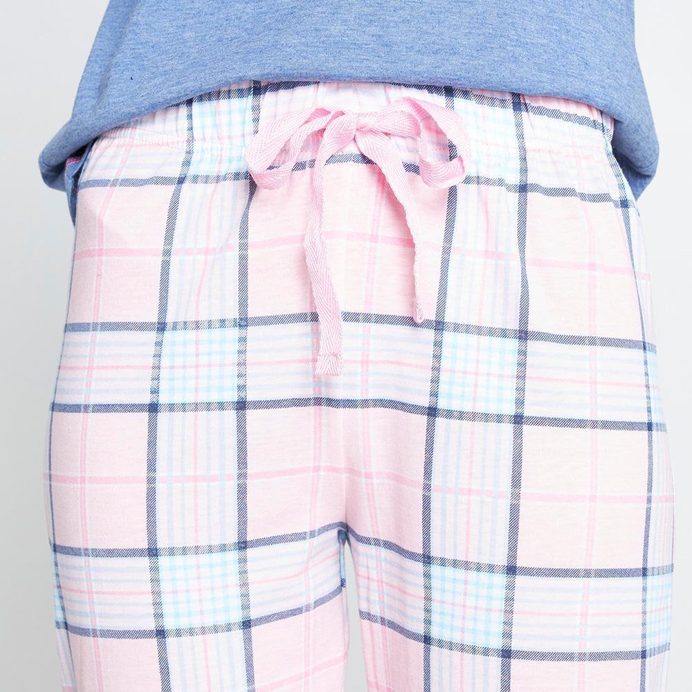 Pantalón De Pijama Mujer Freedom image number 3.0