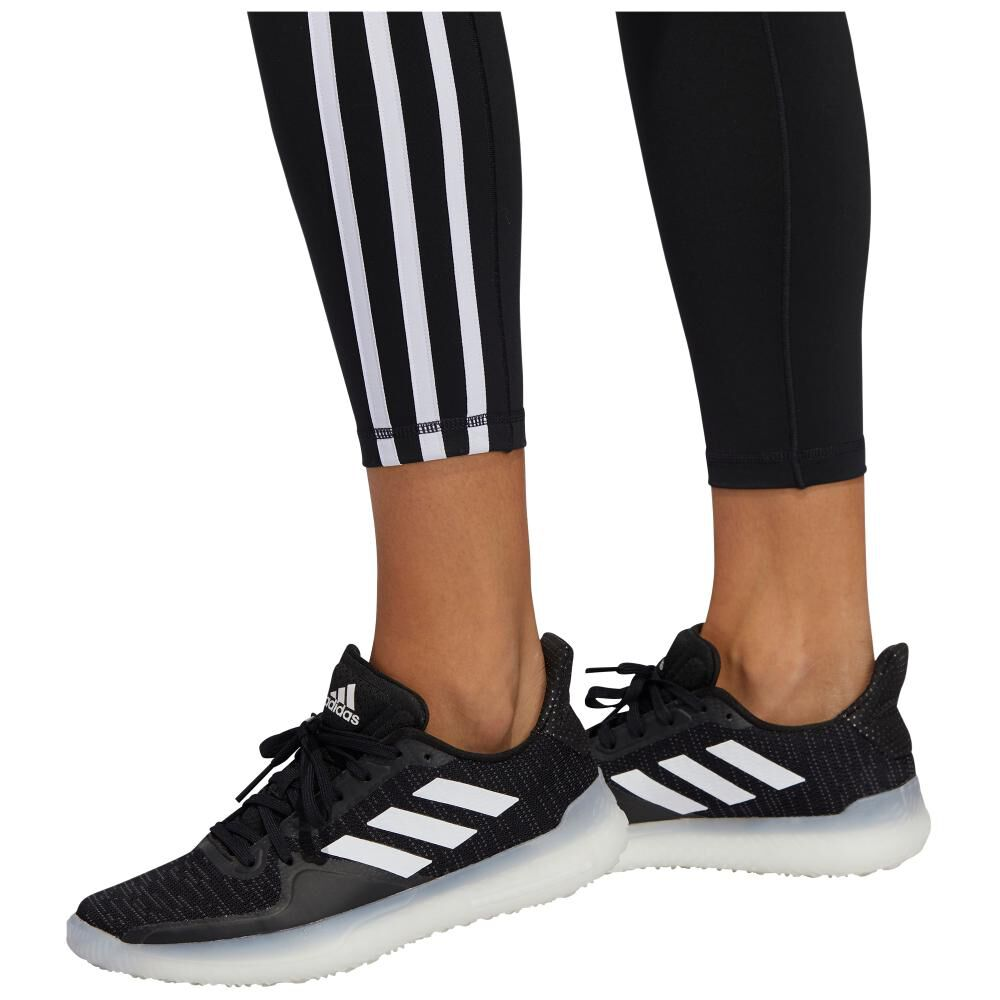 Calza Mujer Adidas Believe This 2.0 3 Stripe 7/8 Tight image number 5.0