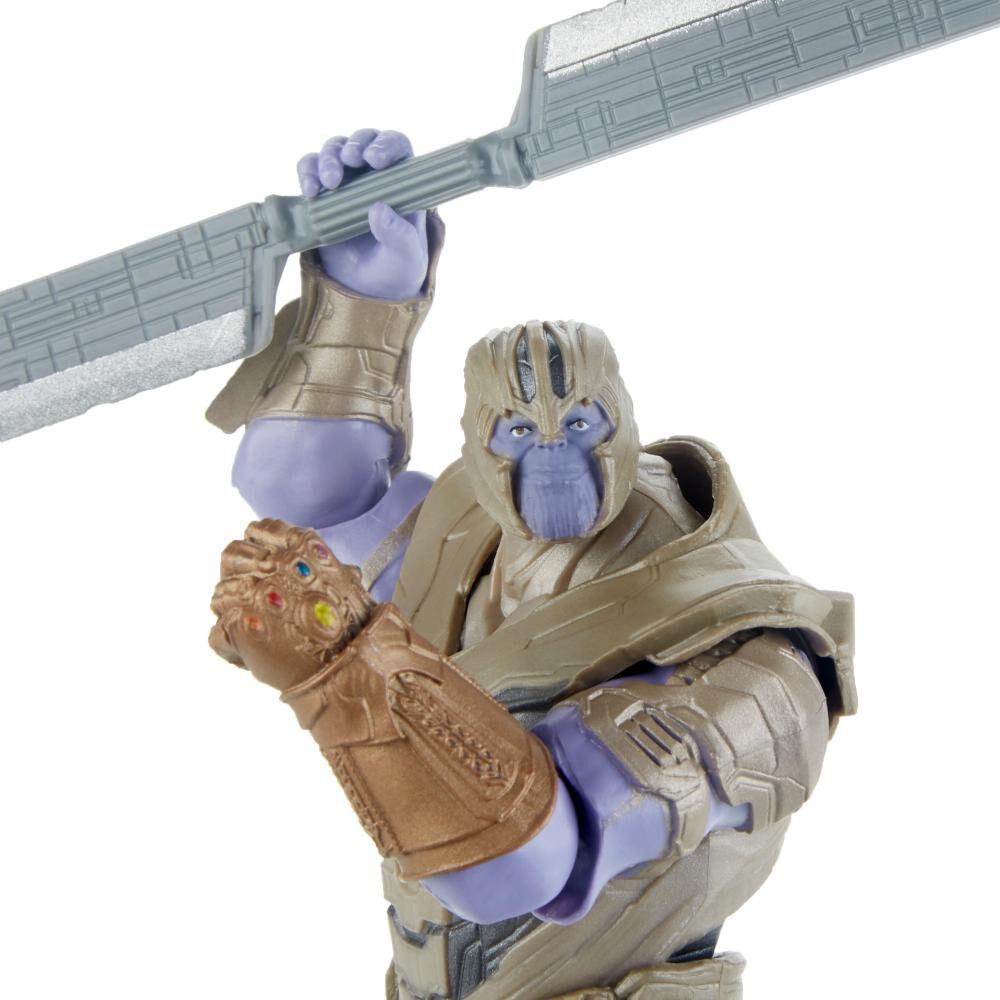 Figura De Acción Avenger Thanos image number 3.0