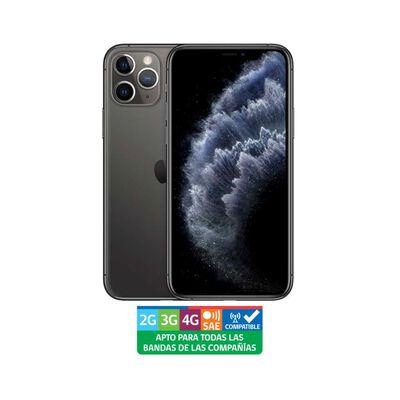 Smartphone Iphone 11 Pro Gris Espacial Reacondicionado / 64 Gb / Liberado
