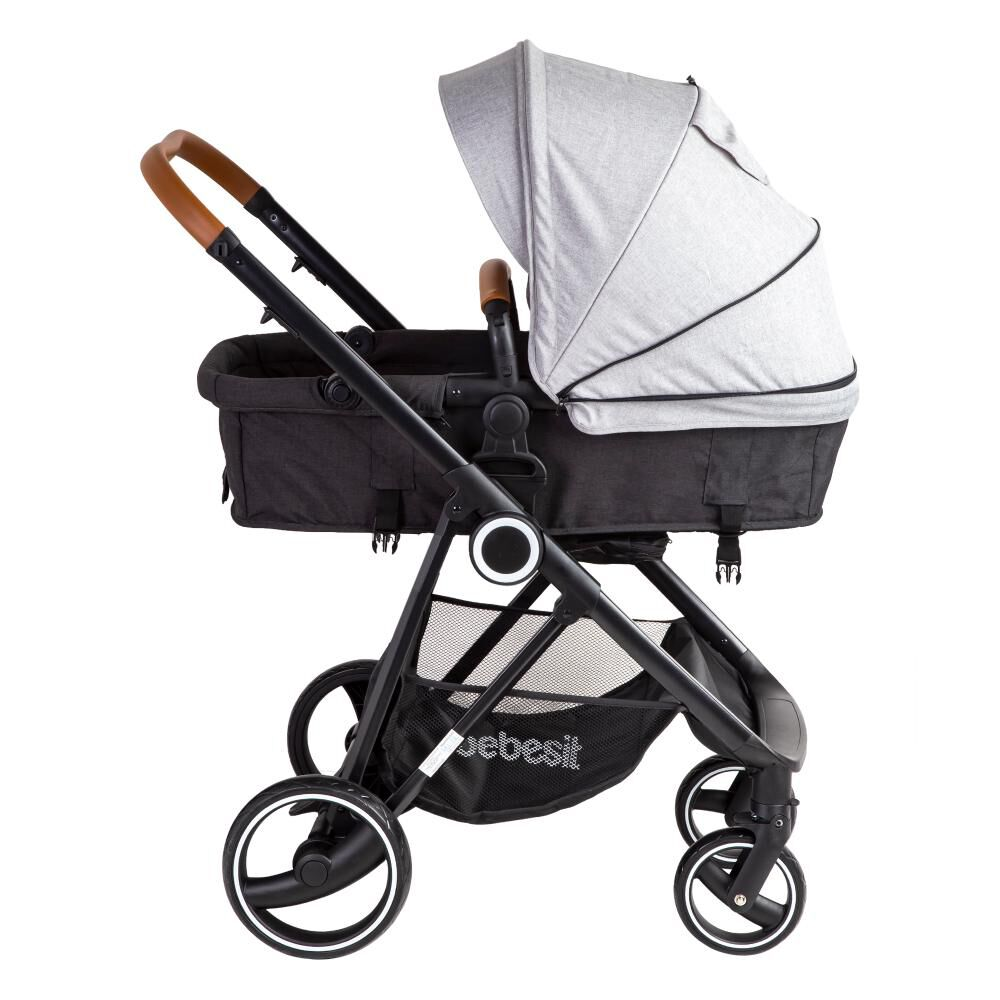 Coche Travel System Bebesit Cosmos image number 2.0