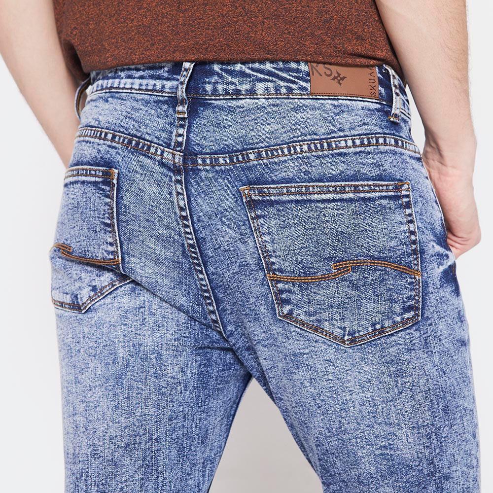 Jeans Super Skinny  Hombre Skuad image number 3.0