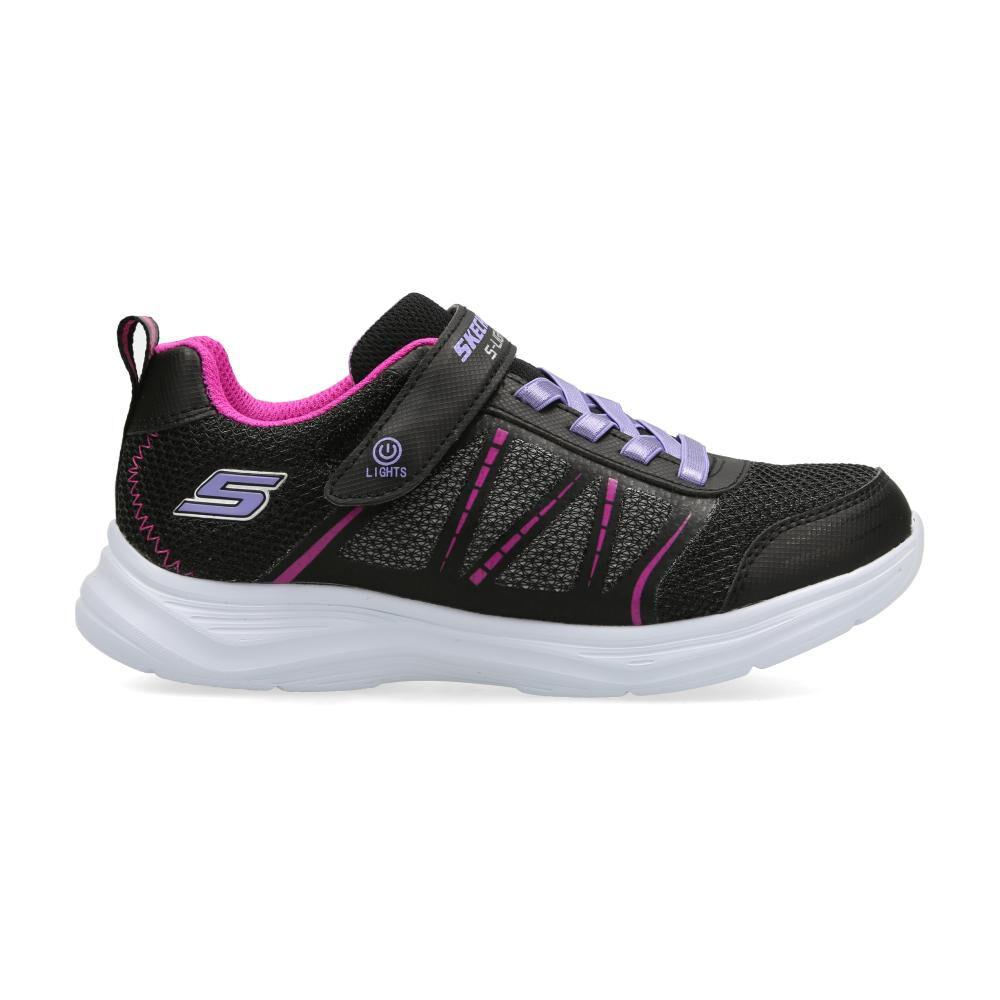 Zapatilla Infantil Skechers Shimmy Brights image number 1.0