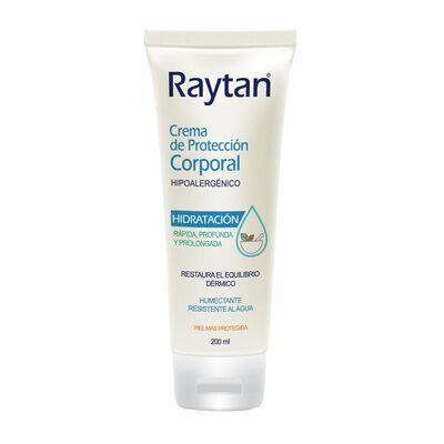 Crema Corporal Raytan Protectora Hidratación Profunda Y Prolongada / 200 Ml