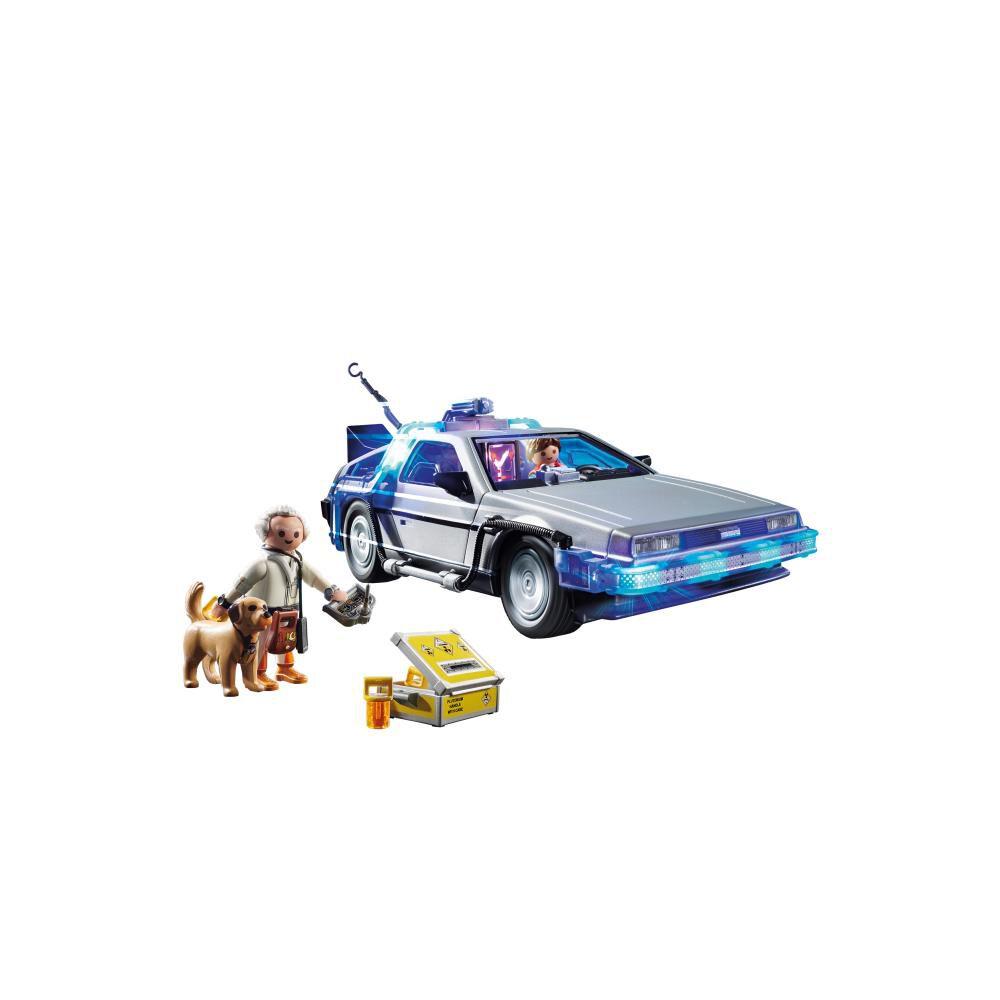Auto Playmobil Volver Al Futuro image number 0.0