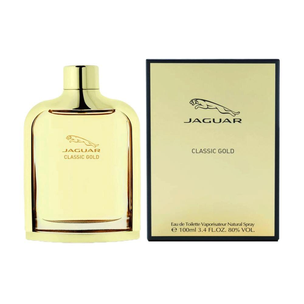 Perfume Hombre Classic Gold Jaguar / 100 Ml / Eau De Toillete image number 1.0