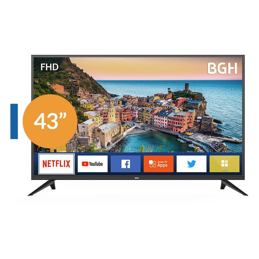 """Led BGH B4319fk5ic / 43"""" / Full HD / Smart Tv image number 0.0"""