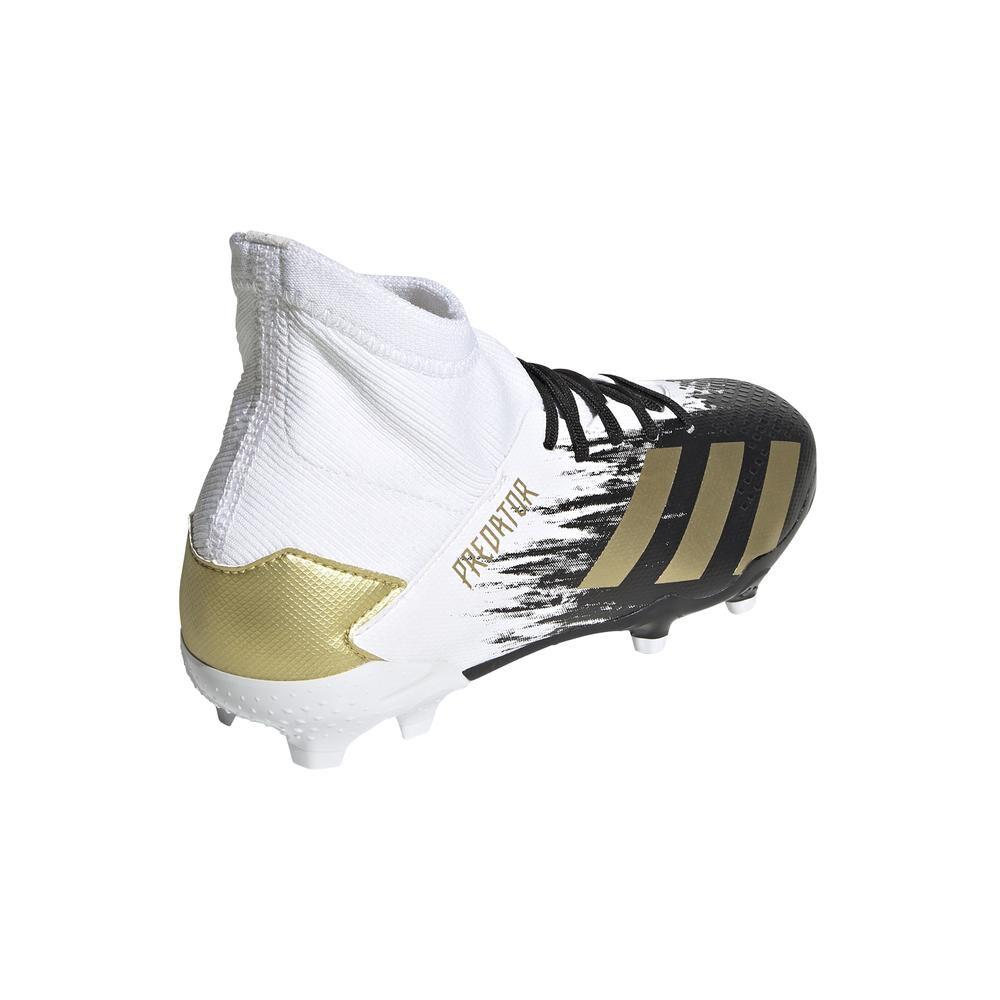 Zapatilla Fútbol Hombre Adidas Predator 20.3 Fg J image number 2.0