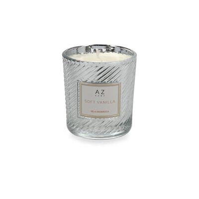 Vela Azhome Glass Líneas