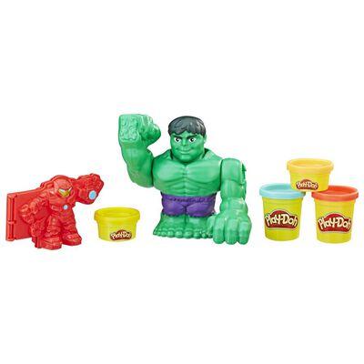 Masas Educativas Play Doh Mvl Hulkbuster Battle