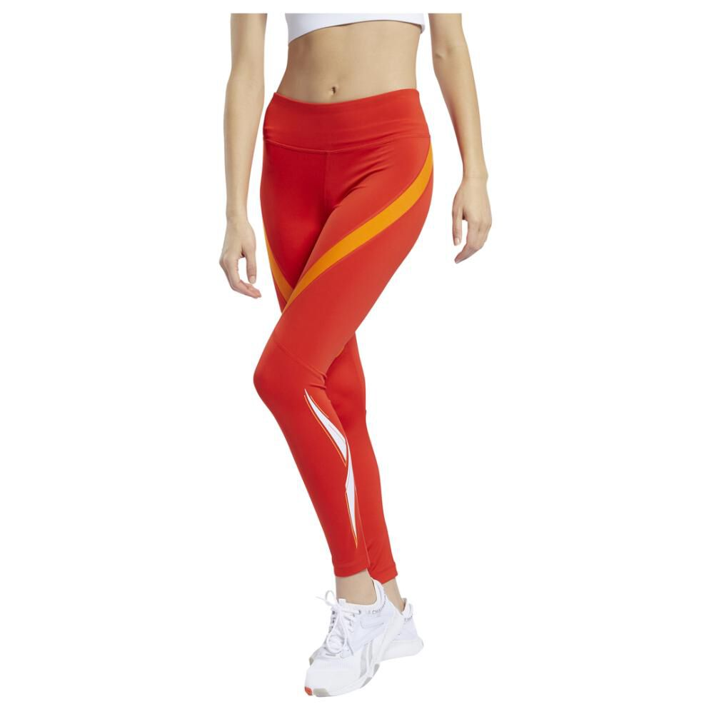 Calza Mujer Reebok Workout Ready Vector Logo Tight image number 0.0