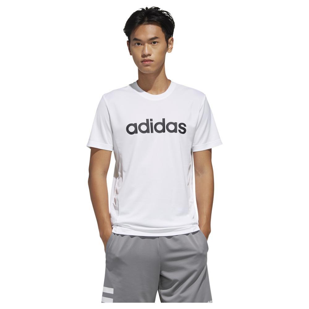 Polera Hombre Adidas Designed 2 Move Logo image number 0.0