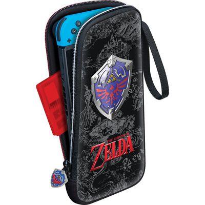 Estuche Nintendo Switch Rds Slim Travel Case Zelda Shield