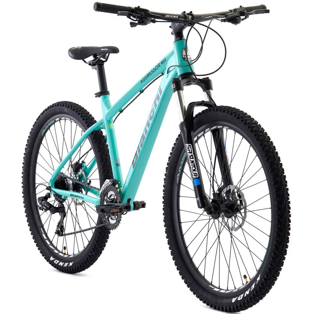Bicicleta Mountain Bike Bianchi Aggressor Hyd / Aro 27.5 image number 3.0