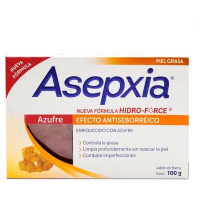 Jabón Asepxia / 100 Gr