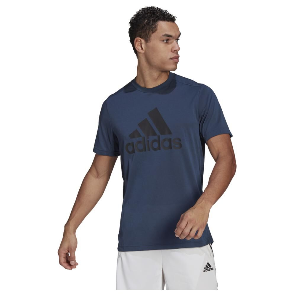 Polera Hombre Adidas image number 0.0