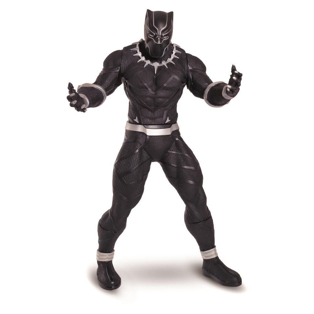 Figura De Acción Mimo Toys Black Panther Revolution image number 1.0